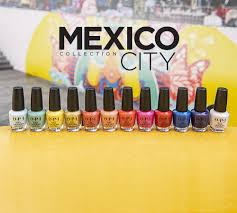 COLLECTION OPI MEXICO