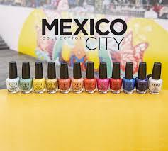 COLLECTION OPI MEXICO