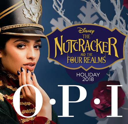 collection opi nutcracker